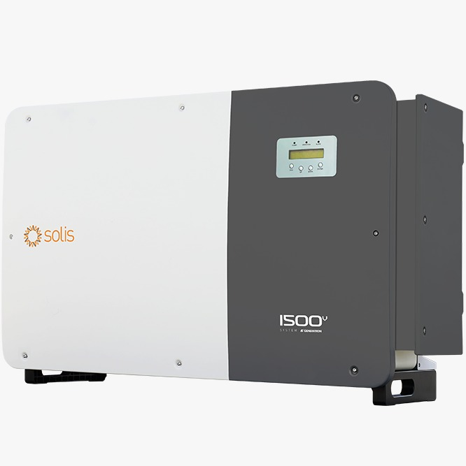 Solis inverter by Banga Solar
